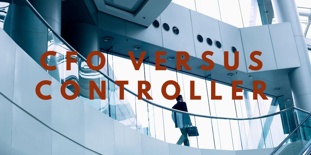 CFO Versus Controller