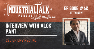 Alok Pant discusses the success of Chat Bots in the Industrial Market