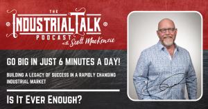 Scott MacKenzie Discusses Is It Ever Enough?