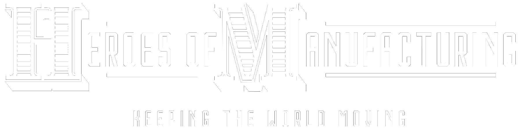 Heroes of Manufacturing - Logo - Transparent