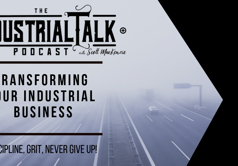 Transforming Your Industrial Business